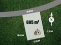 Land in Town for Sale in Busteni (Prahova, Romania), 42.500 €
